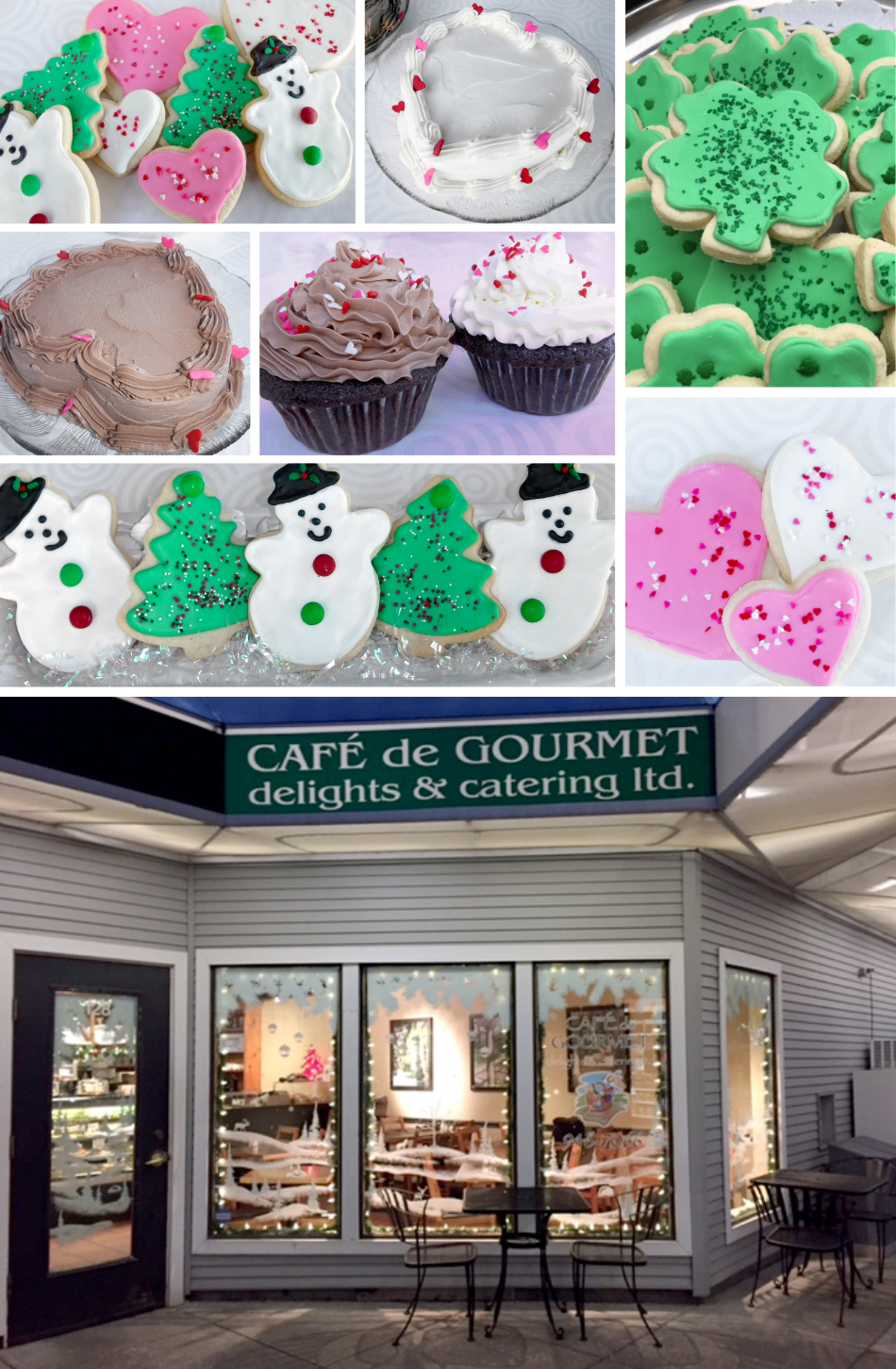 Cafe de Gourmet - Holiday Specialties